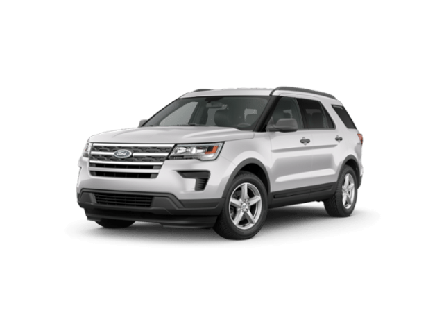 2019 Ford Explorer Base SUV Intelligent 4WD